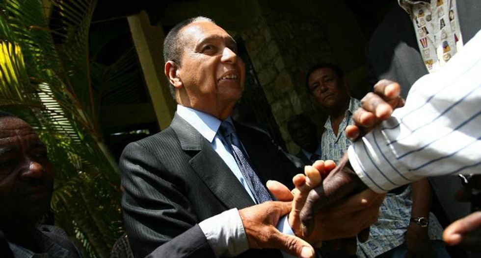 """Former Haitian dictator Jean-Claude """"Baby Doc"""" Duvalier dies of heart attack at age 63"""