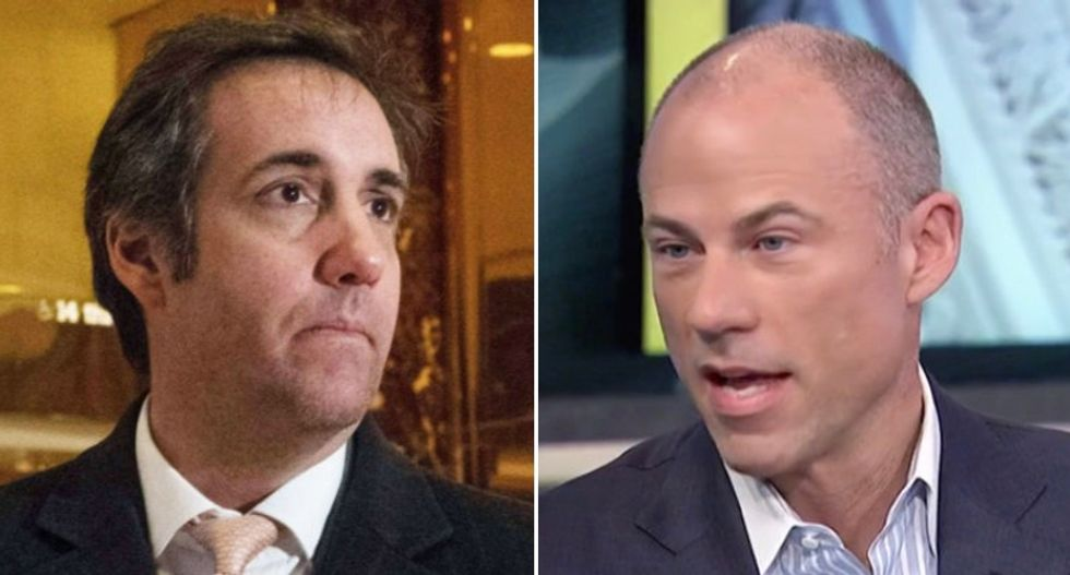 DOJ investigating Avenatti leaks that led to discovery that Cohen was 'selling access' to the Trump White House