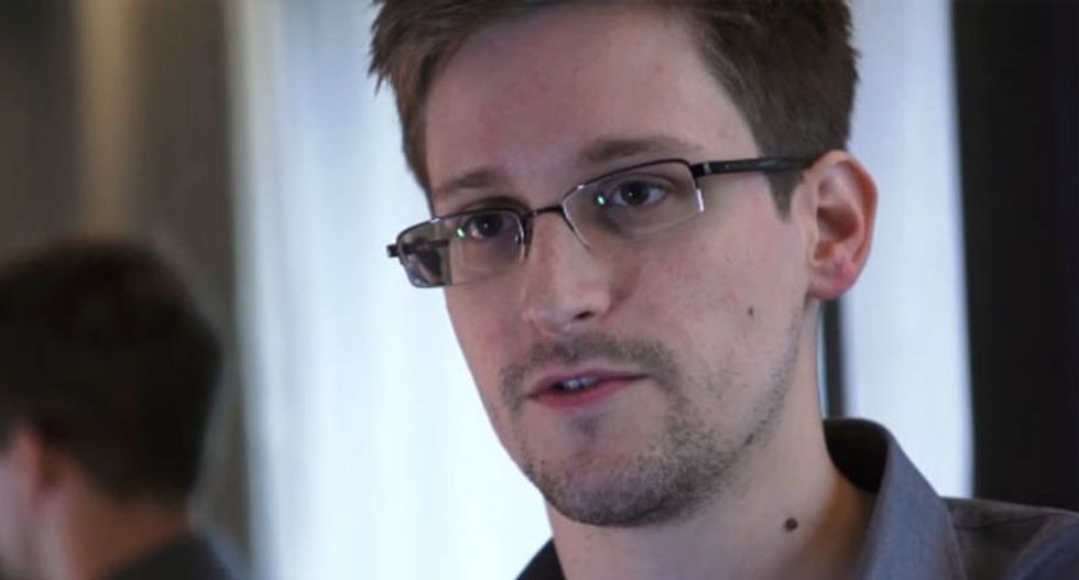 Edward Snowden and activists claim Julian Assange's arrest is a 'dark moment for press freedom'