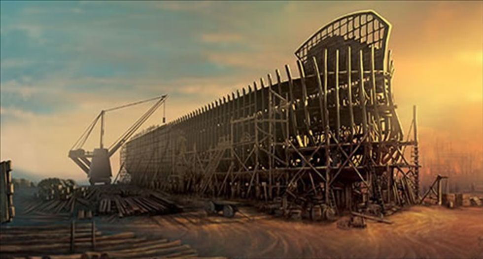 Creationist blames dreadful attendance at Ark theme park on tax-starved city not supplying 'tourist services'
