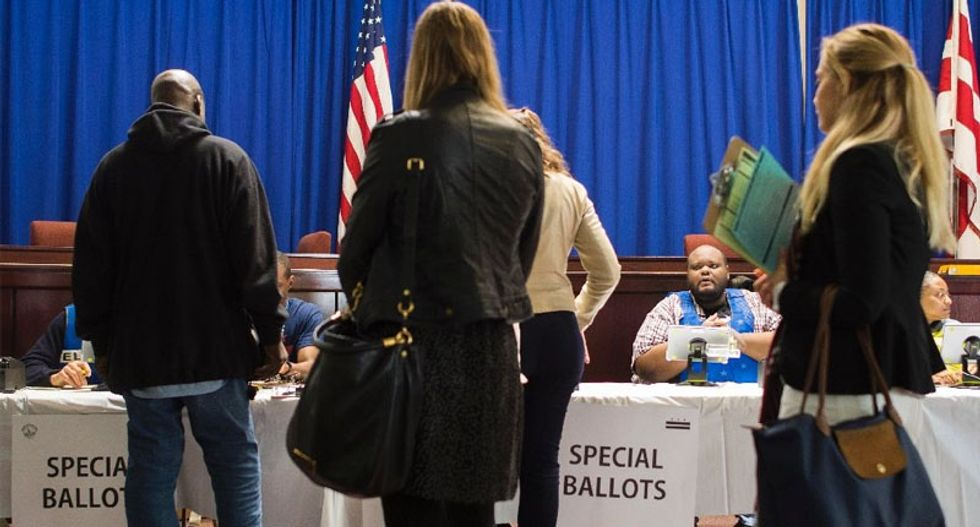 Ohio voter purge targets state's League of Women Voters head