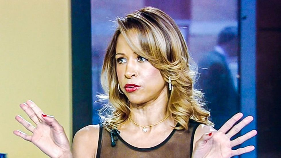 Stacey Dash says women who want equal pay should 'stop making excuses'