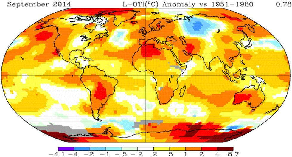 We just had the hottest year on record – where does that leave climate denial?