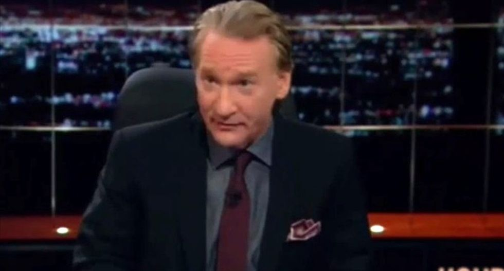 Bill Maher hammers McKinney pool party cop: He's 'a high school loser' who had a 'sh*tty adolescence'