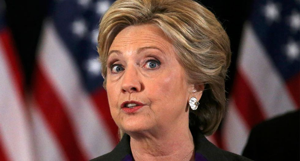 Putin leading xenophobic movement out to damage US, Hillary Clinton says