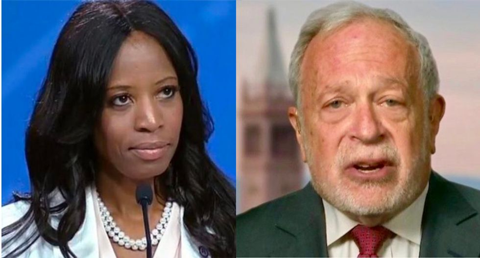 Robert Reich schools ousted GOP lawmaker after she freaks out over 'socialist Democrats'
