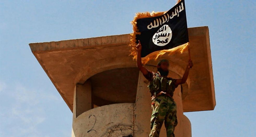 Two US men charged with beheading plot to help Islamic State militants
