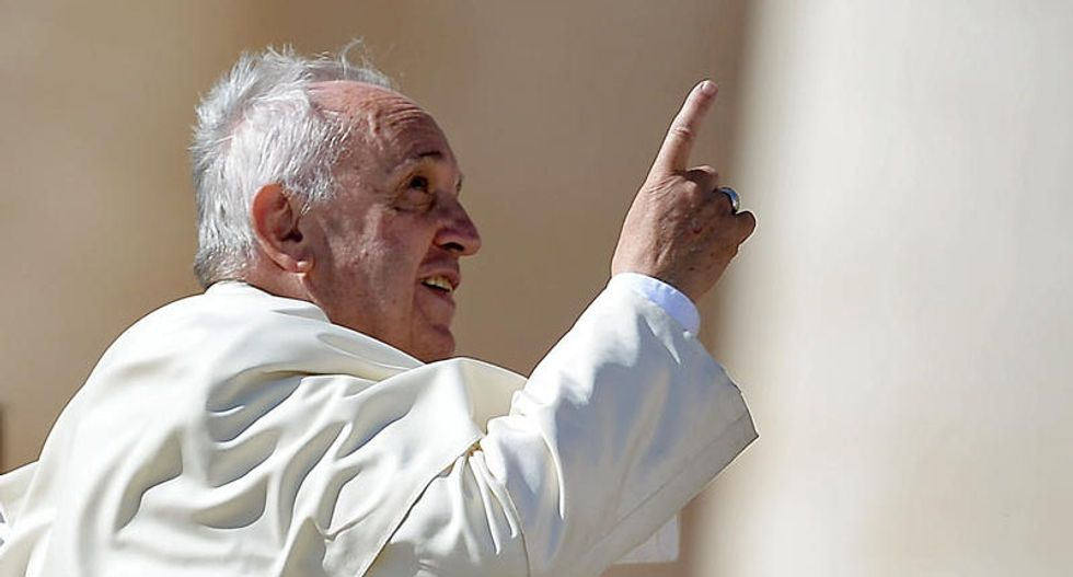 Pope to issue 2015 edict on climate change guaranteed to anger deniers