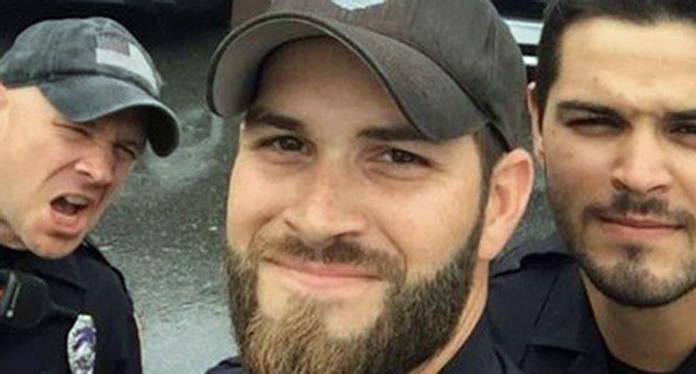 Florida 'hot cop' resigns as Internal Affairs probes his anti-Semitic Facebook posts