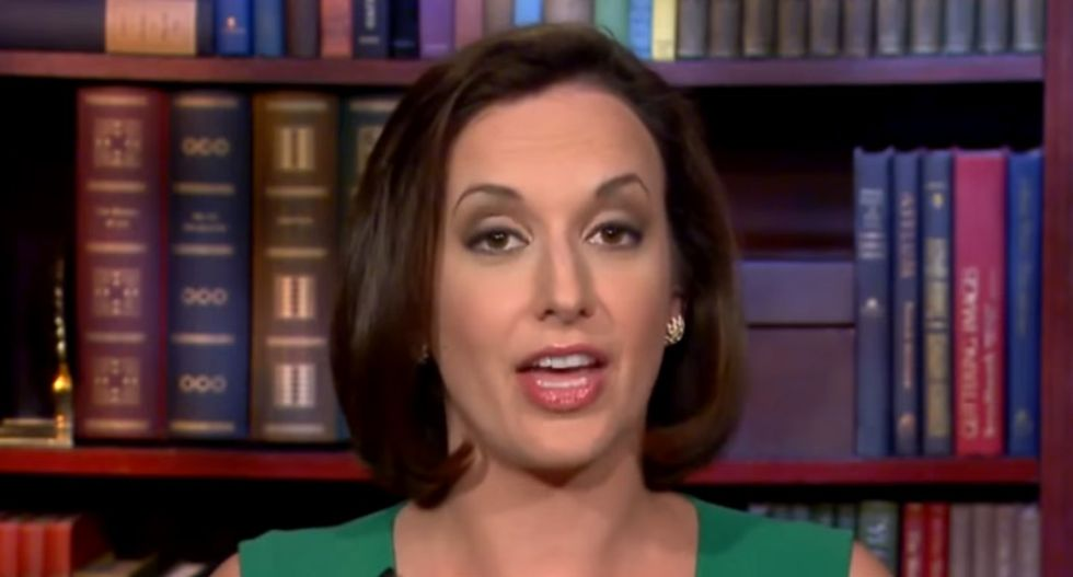 The revolving door between media and government spins again with CNN's hiring of Sarah Isgur Flores