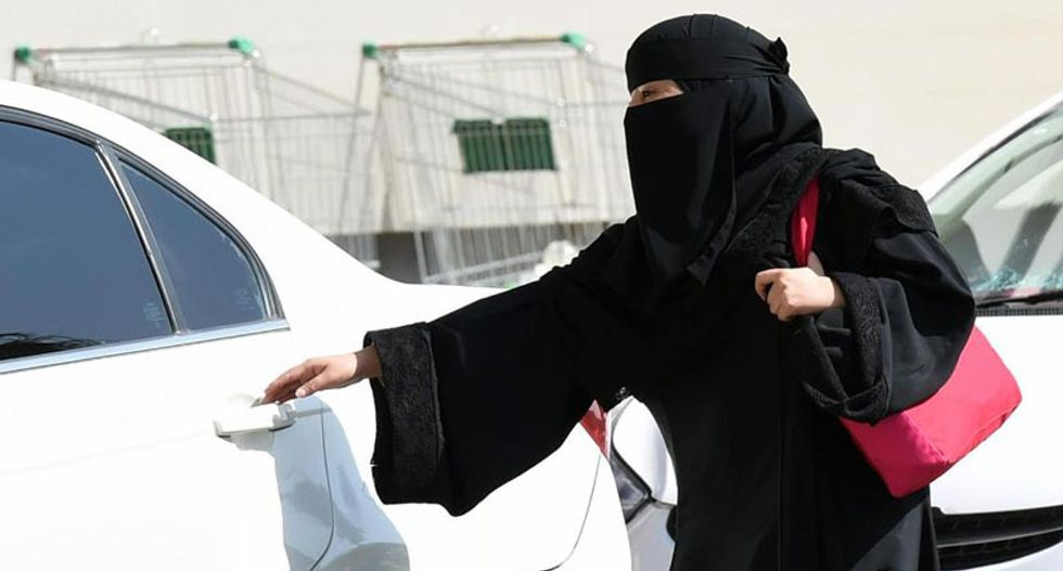 Saudi women drivers sent to 'terrorism' court: activists