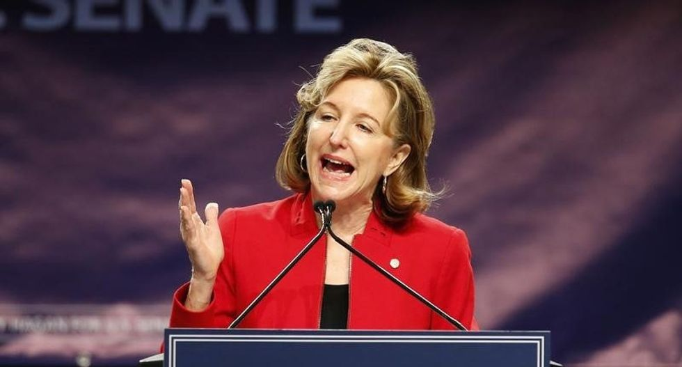 Former Dem Sen. Kay Hagan died from a virus she contracted by a tick bite