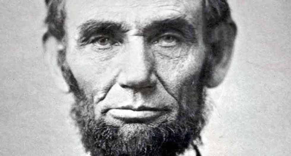 Extensive private collection of Abraham Lincoln memorabilia auctioned off in Texas