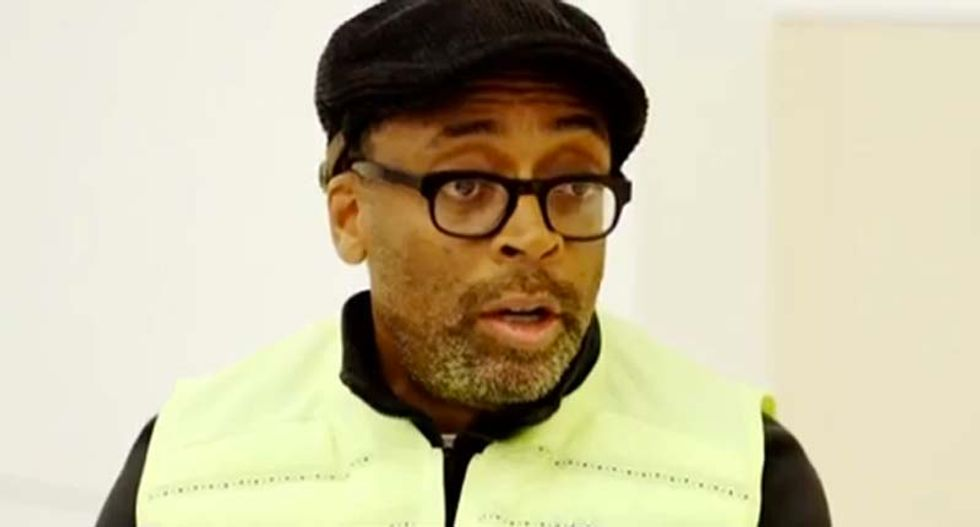 Spike Lee: Idea that America is a post-racial society under Obama is 'bullsh*t'