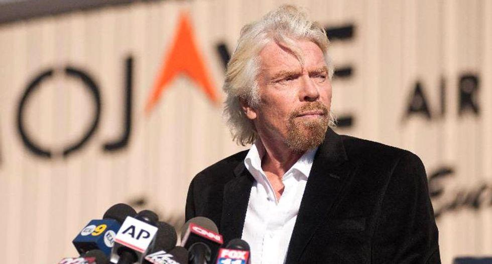 Virgin's Richard Branson halts talks on $1 billion Saudi investment in space ventures