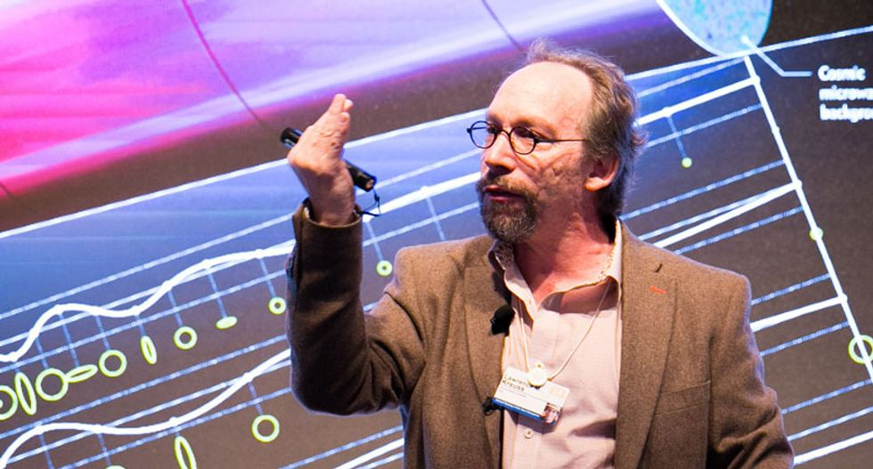 Creationists say theoretical physicist Lawrence Krauss is like Hitler: 'Very, very terrifying'