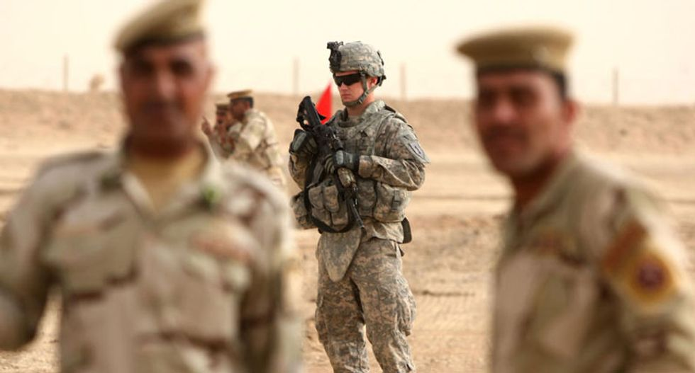 War in Iraq 'different' this time: US military chief insists