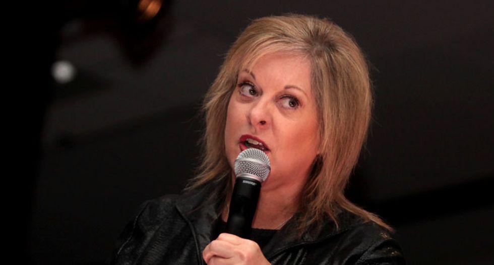 Nancy Grace rails against overturned 'Making a Murderer' conviction -- and gets utterly destroyed