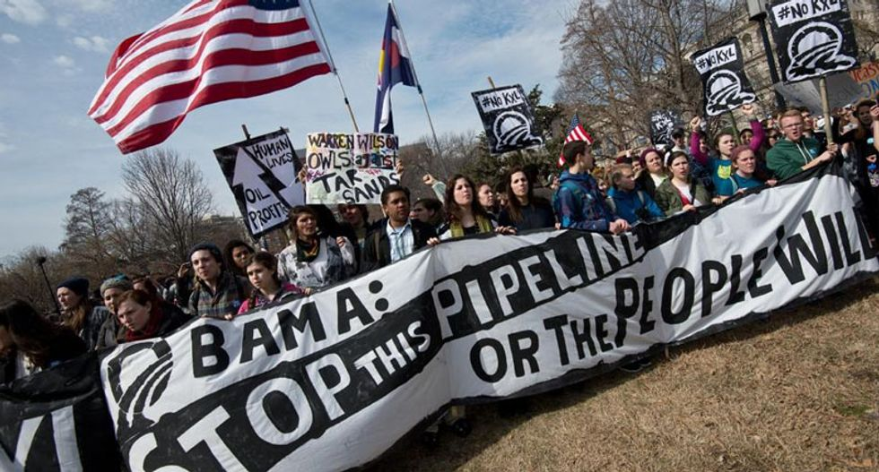 Keystone XL pipeline opposition forges 'Cowboys and Indians' alliance