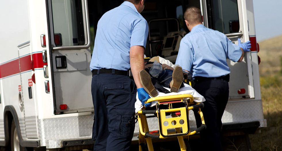 How America's underpaid EMTs are bearing the brunt of the coronavirus pandemic