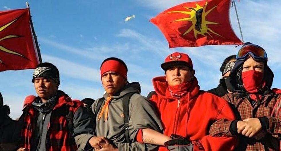 US Army grants easement for Dakota Access Pipeline: court filing