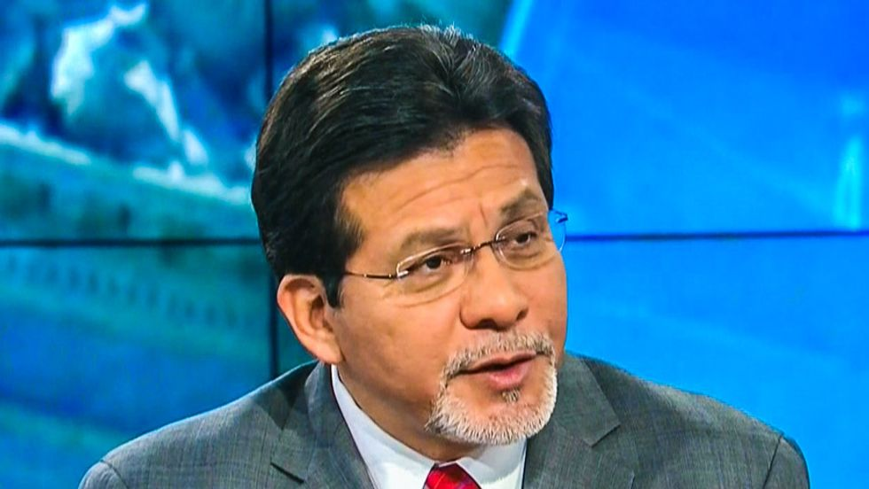 Dem shames Alberto Gonzales on deporting parents: 'If it were your child,' you'd say 'this is crazy'
