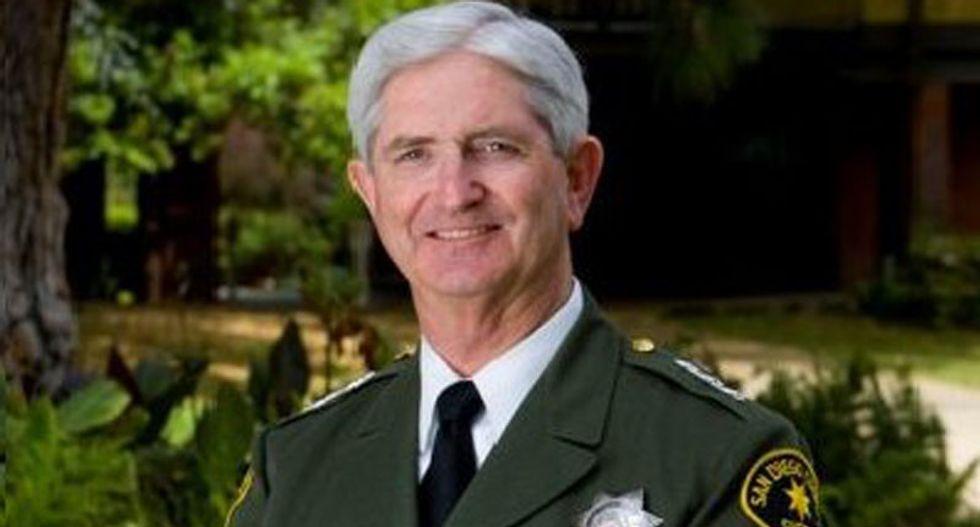 San Diego Sheriffs Department shutters Facebook page over free speech dispute