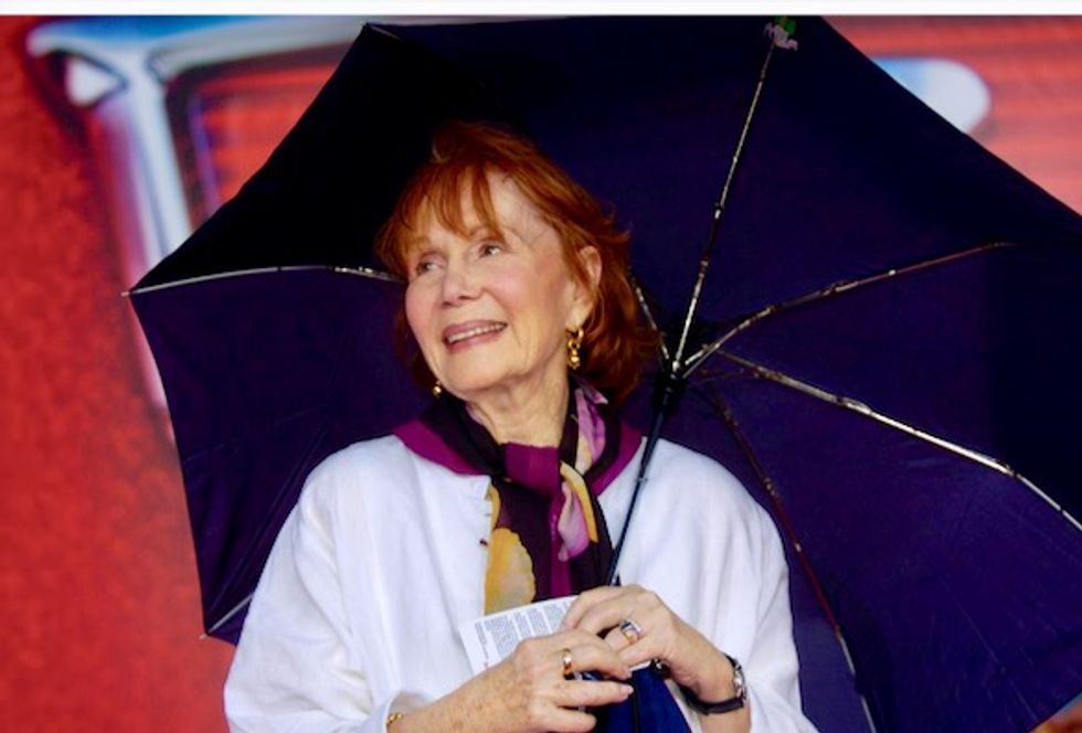 Actress Katherine Helmond of TV's 'Soap,' 'Who's the Boss?' dies at 89