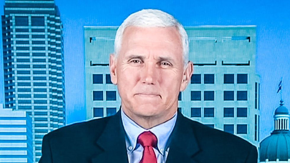 Indiana Gov. Mike Pence: We're 'ennobling' poor people by cutting off food stamps