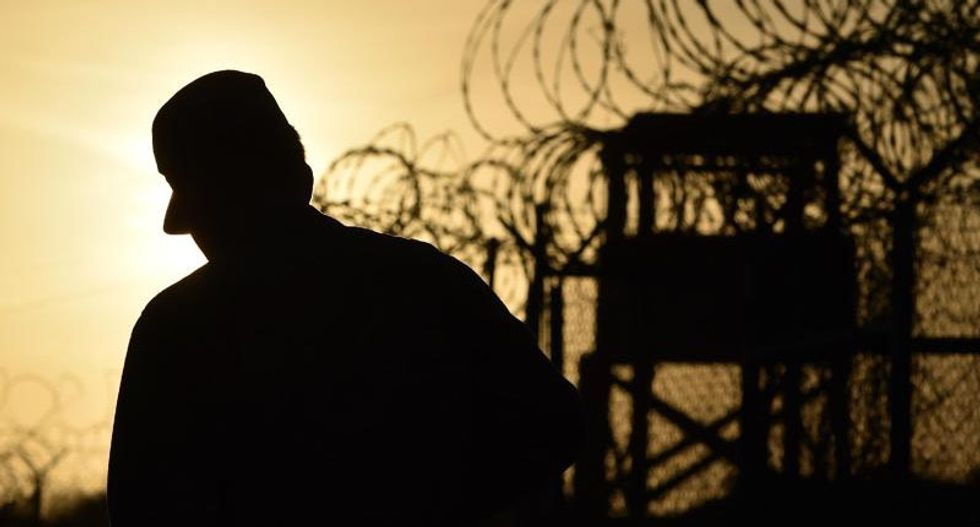 Guantanamo slowly emptying as US sends five inmates to Georgia and Slovakia