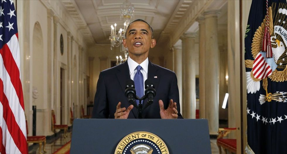 Obama announces executive order to fix 'broken' immigration system