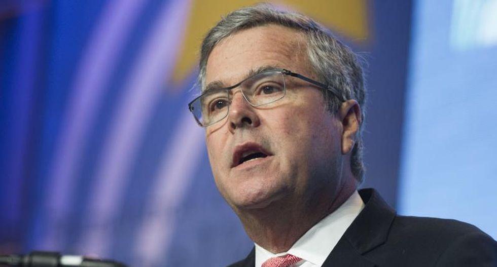 Jeb Bush champions US education reform ahead of 2016