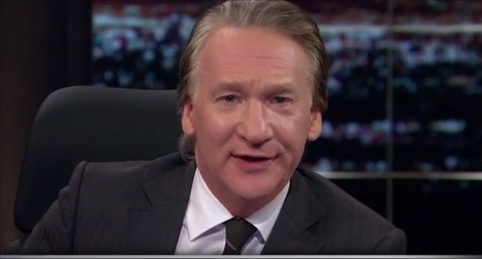 Bill Maher's Grinch-like advice for salvaging Christmas: No more gift-giving