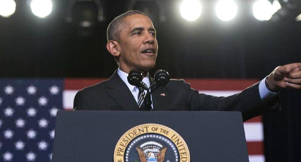 Obama swiftly vetoes Keystone pipeline bill