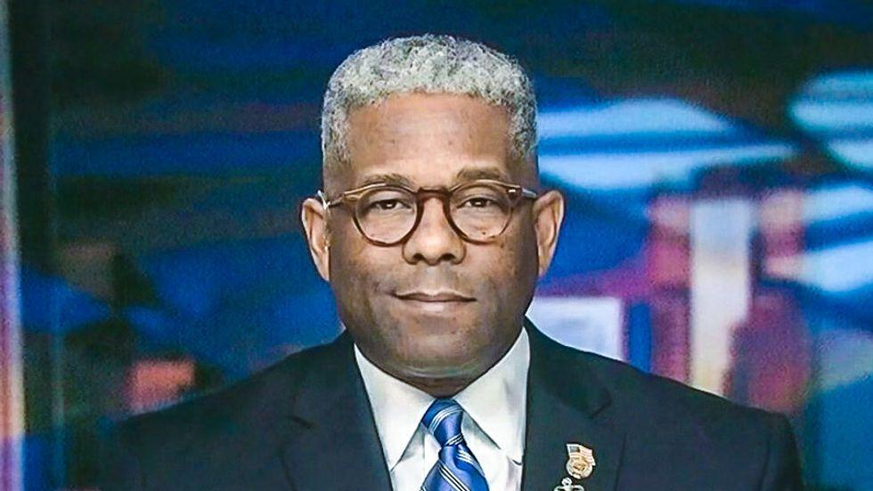 Allen West denies modern-day racism: President Obama just wants blacks 'vomiting dissension'