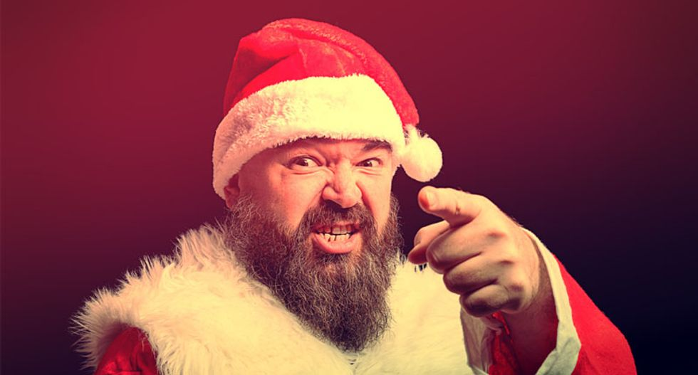 Ho, ho, ho! Drunken SantaCon bar crawl is coming to town