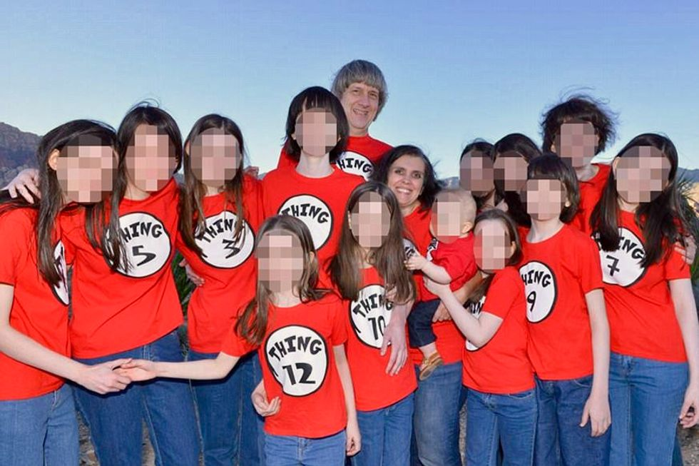 More than $500,000 raised for 13 siblings held captive in California