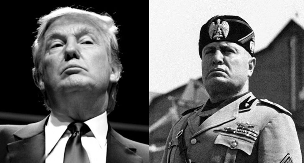 Shocking parallels between Trump and some of history's worst tyrants drawn by clinical psychologist