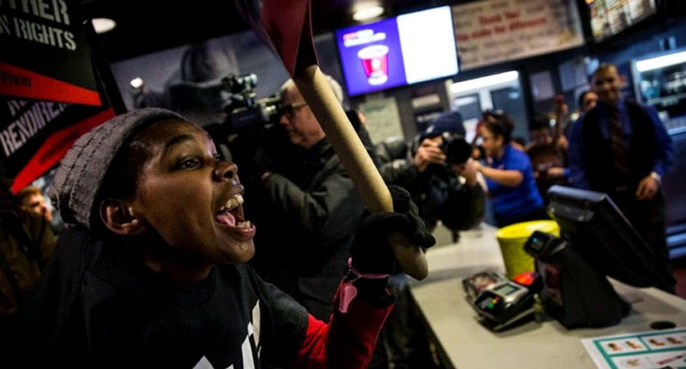 How opponents of increasing the minimum wage pit worker against worker