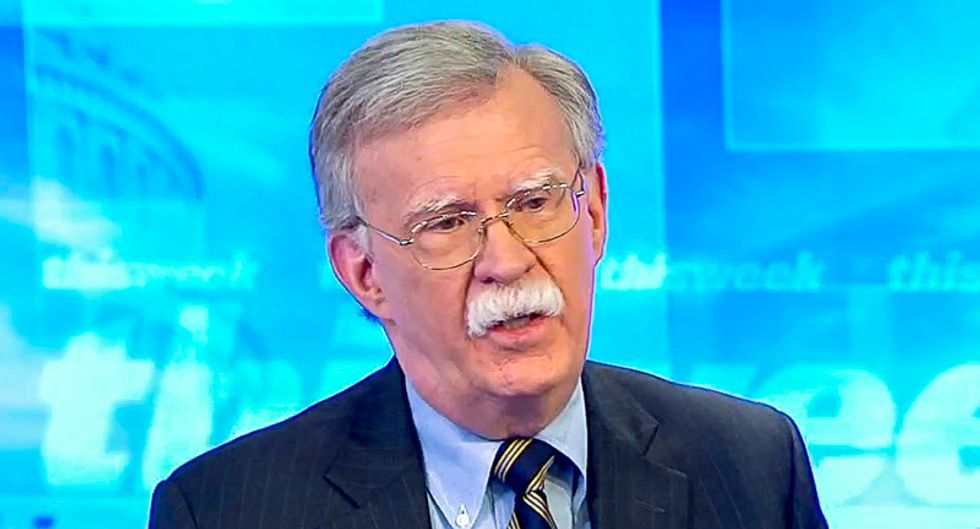 John Bolton keeps trying to change Trump — it's not working: CNN reporter