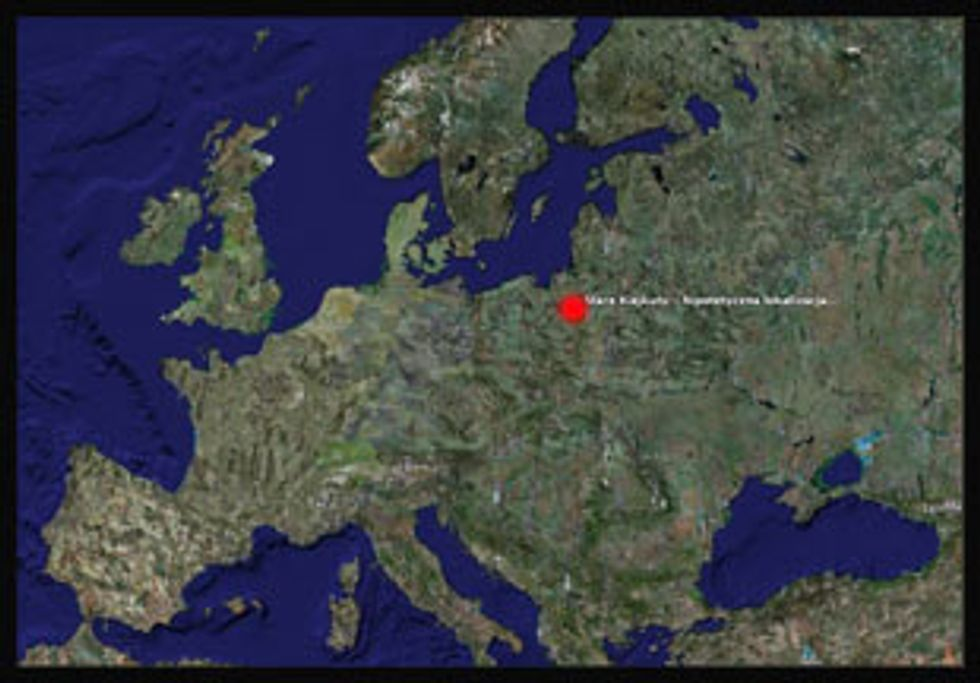 Soviet-era compound in northern Poland was site of secret CIA interrogation, detentions
