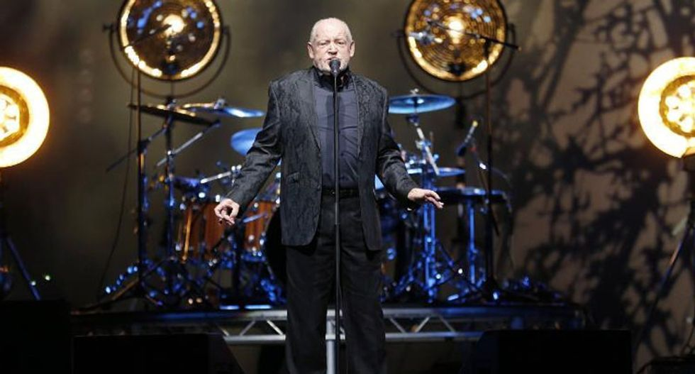 British blues legend Joe Cocker dead at 70