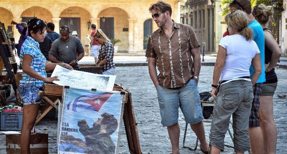Cuba's private sector braces for US tourism boom