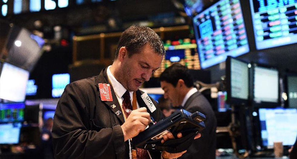 US stocks soar to new record as economic growth accelerates to 'mind-blowing' level