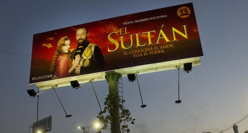 Turkish soap operas finding new life as Latin American 'telenovela' imports