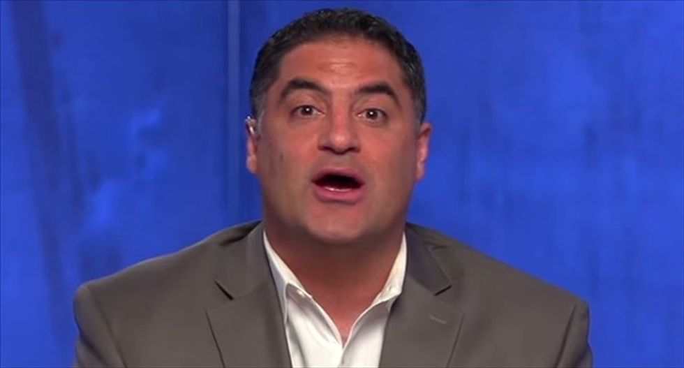 Cenk Uygur and 'Young Turks' name St. Louis prosecutor Bob McCulloch 'Jerk of the Year'