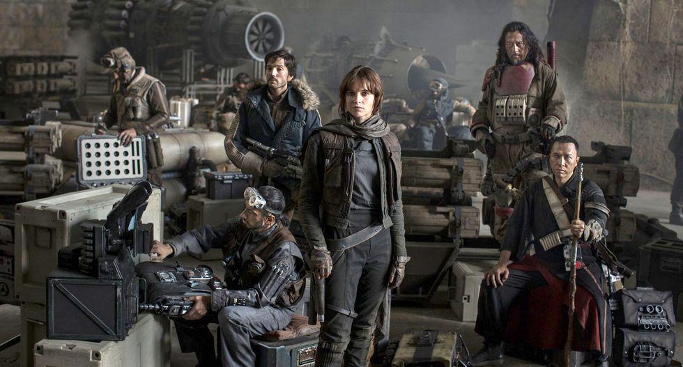 Neo-Nazis call for boycott of Star Wars 'Rogue One': 'A Jew masturbation fantasy of anti-white hatred'