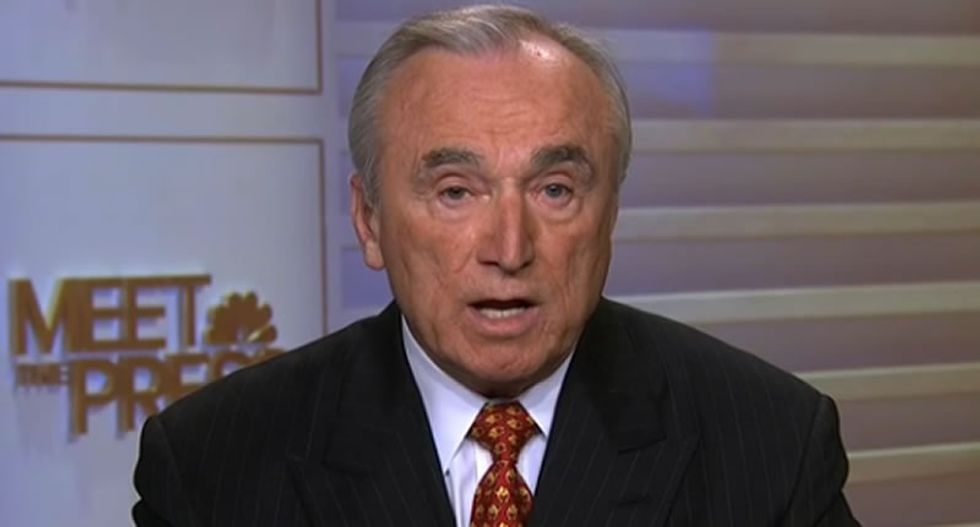 NYPD Chief Bratton defends Mayor de Blasio and criticizes officers' funeral protest