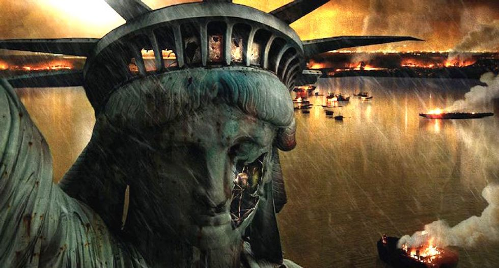 Here's how the US empire will devolve into fascism and then collapse -- according to science