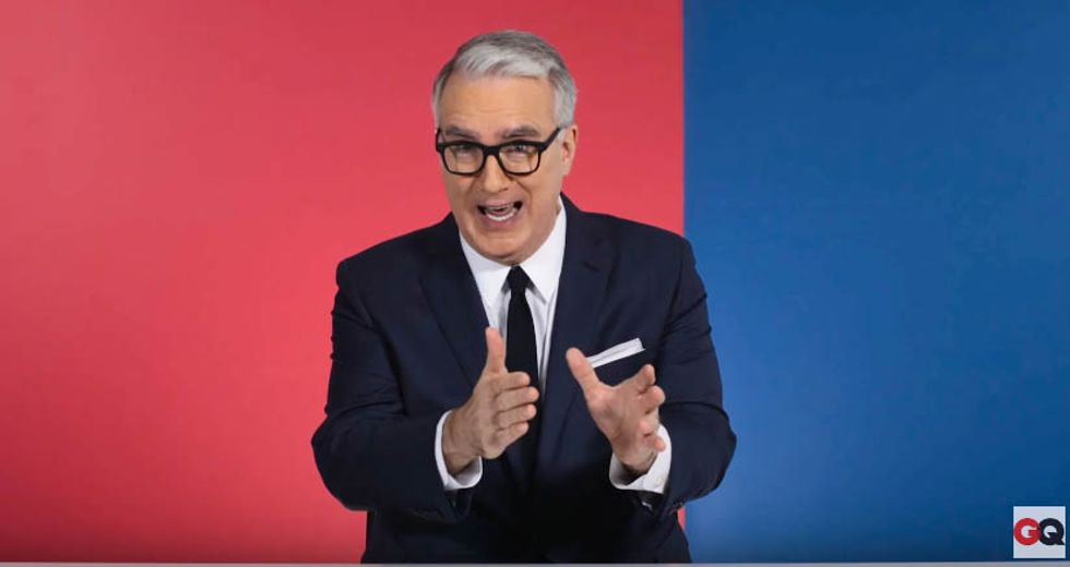 Keith Olbermann: 'We've elected a sh*tty businessman' — and here's how we'll all pay for his mistakes